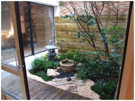 Home Interior Garden by Japanese Garden Interior Pictures 06