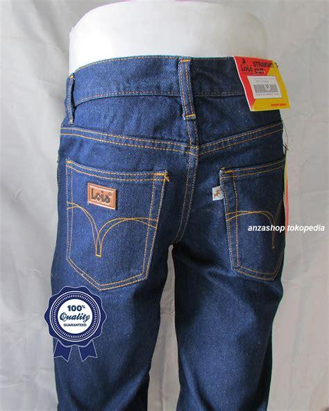 Lois Standar jual celana branded lois bandung standar regular