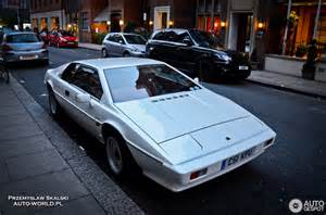 Lotus Esprit S Lotus Esprit S3 1 November 2016 Autogespot