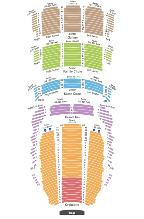 pittsburgh seating chart concert venues in pittsburgh pa concertfix