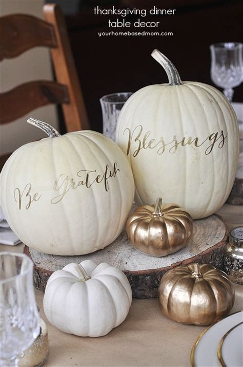 dinner table decor thanksgiving table decor ideas your homebased
