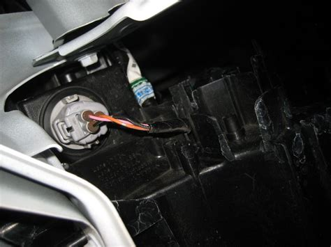mazda 3 headlight bulb change mazda mazda3 headlight bulbs replacement guide 032