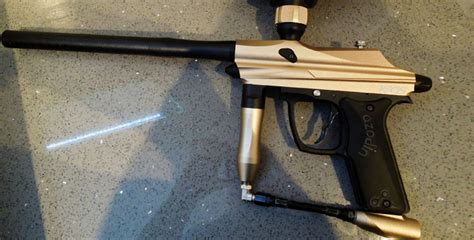 azodin kaos paintball gun review compact and lightweight product