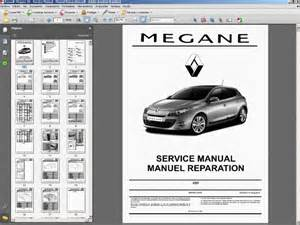 Renault Megane Radio Manual Renault Megane Iii Workshop Manual Manuel Reparation