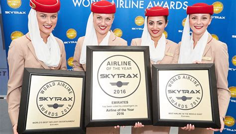 emirates skytrax emirates airline scoops world s best airline 2016 award