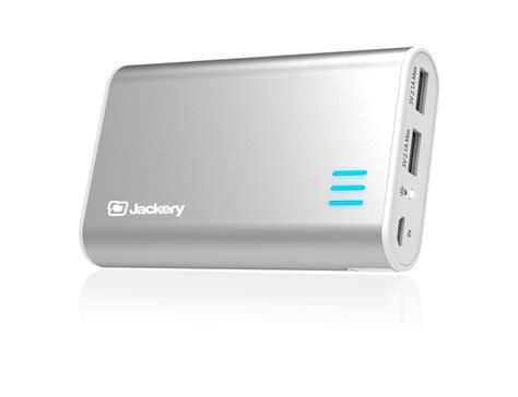 external usb battery charger jackery 2 usb portable external battery charger