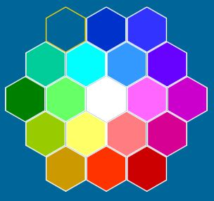 hex color selector wpf creating grid of hexagons stack overflow