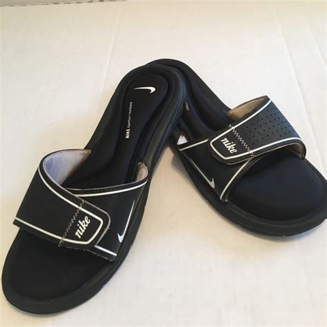 nike comfort footbed womens shoes nike nike comfort footbed slides women s size8 from e s