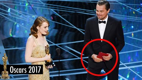 Whats Wrong With Hollyscoop by Leonardo Dicaprio Accused Of Causing Best Picture Mix Up