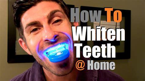 whiten teeth  home teeth whitening options doovi