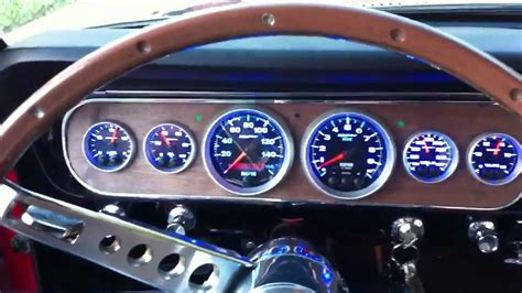 65 mustang gauges 65 mustang jme gauges