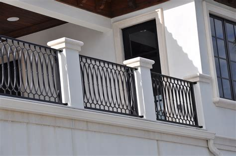 Outside Banister Railings by Image Gallery Exterior Railings