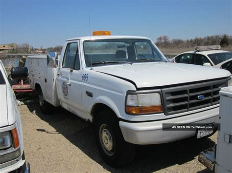 1993 Ford F250 by 1993 Ford F250 Up Truck 605
