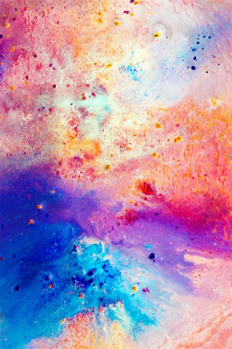 colorful phone wallpapers pop rocks kimseyprice cosmos kimsey price mixed