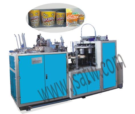 Paper Cover Machine - paper cup lid cover forming machine zhangjiagang auto well