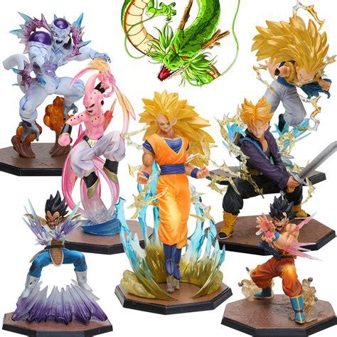 Wcf Figure Set Buu Gohan Goku Ss3 Dll majin vegeta figura de acci 243 n compra lotes baratos de majin vegeta figura de acci 243 n de china