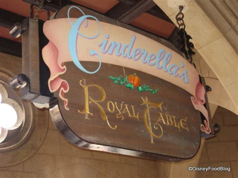 Royal Table Disney by Cinderella S Royal Table Dinner In The Magic Kingdom