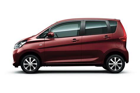 mitsubishi ek wagon 2012 mitsubishi launches ek lineup in autoevolution