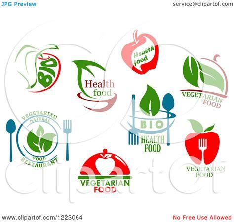 clipart  vegetarian food designs royalty  vector