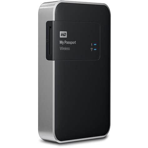 wd my passport 500gb portable external hard drive storage brand new wd my passport wireless external hard drive