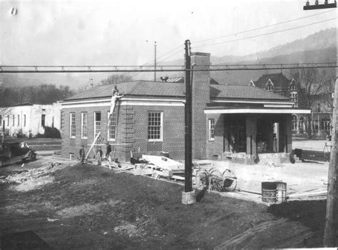 Post Office Pittsburg Ca by South Pittsburg Tennessee Post Office Construction