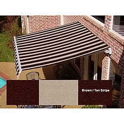 awnings sears retractable awnings sears