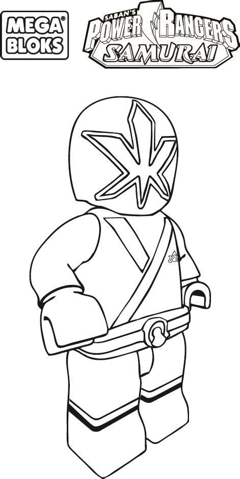 power rangers lego coloring pages lego power rangers samurai coloring pages 1 recipes to
