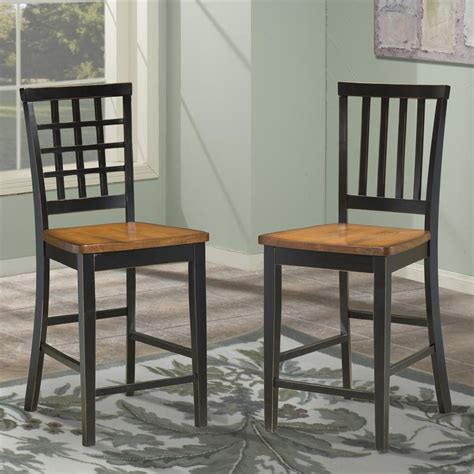 24 Inch Bar Stools With Back by Arlington Slat Back 24 Inch Bar Stool By Intercon Wolf