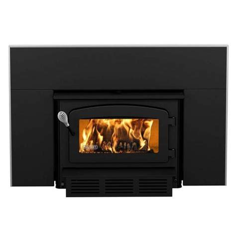 Gas Fireplace Inserts Menards by Escape 1400 I Wood Burning Fp Insert At Menards 174