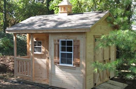 Cottage Shed by Create An Outdoor Space With A Cottage Shed Weaver Barnsweaver Barns