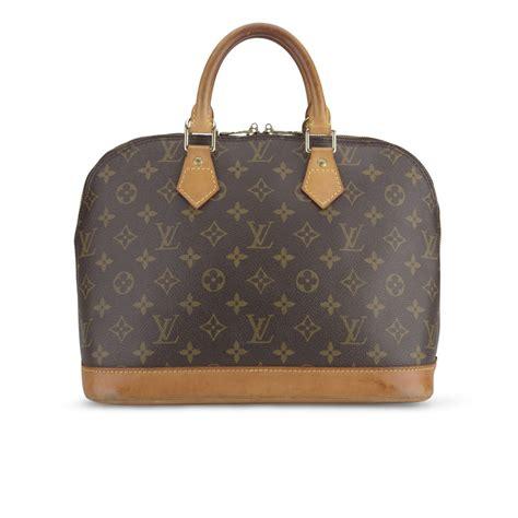 Lv Kekinian Leather Brown louis vuitton vintage leather alma bowler bag brown
