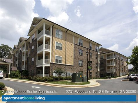 one bedroom apartments in smyrna ga galleria manor senior apartments smyrna ga apartments
