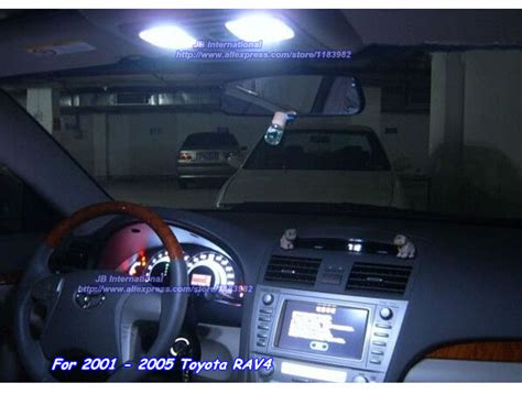 book repair manual 2003 toyota rav4 interior lighting parking canbus led interior light xenon white kit for toyota rav4 2001 2002 2003 2004 2005 car