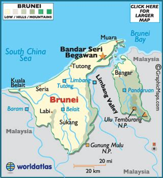 brunei map brunei brookston bulletin