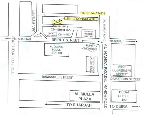 road map us embassy abu dhabi kabayan po ako location and contacts of philippine