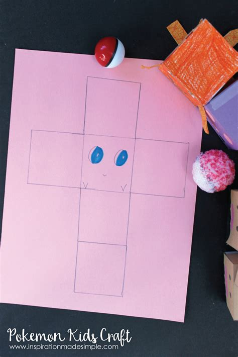 Diy Paper Cube Calendar - craft inspiration made simple