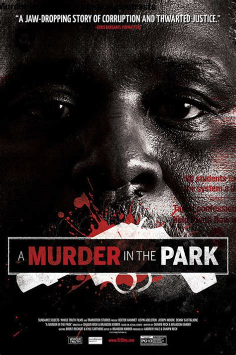 The Park Murders a murder in the park review 2015 roger ebert