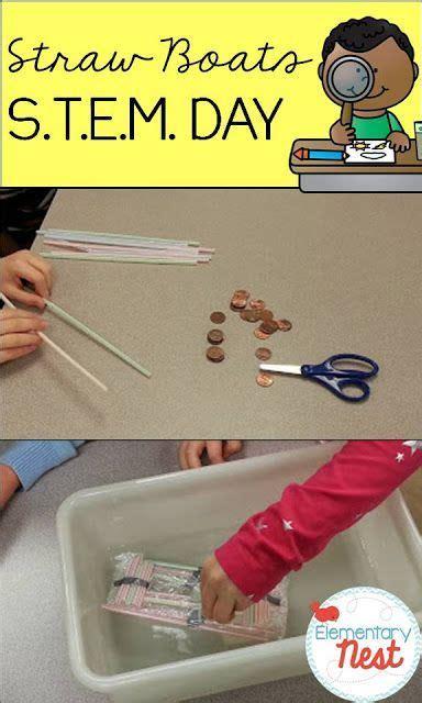 stem making  boat  teachers kindergarten stem math stem stem activities