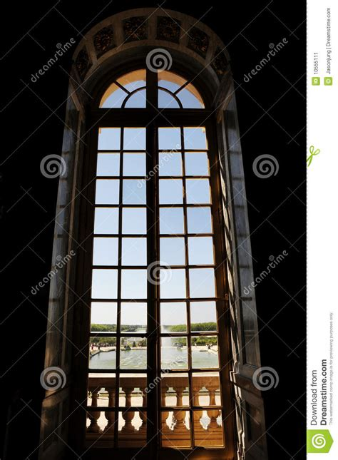 big window house window of big house stock image image 10555111