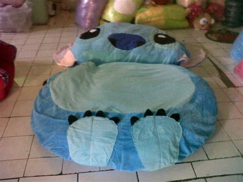 Matras Boneka 1 5m Stitch matras bean bag stitch toko hello jual