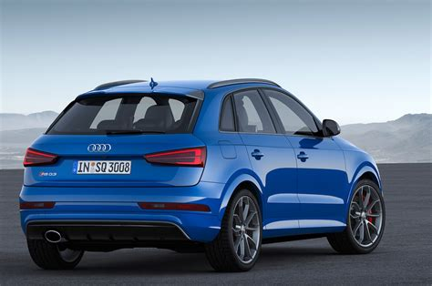 Audi Rs Q3 by Audi Rs Q3 Performance To Debut At The 2016 Geneva Auto Show