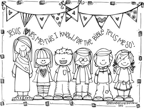 jesus loves me this i know coloring page 265 best melonheadz images on pinterest frames