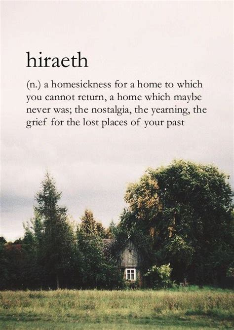 word of the day hiraeth fiction flowers