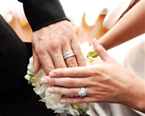 why you should wear a wedding ring when you are