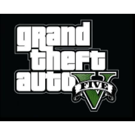 Logo Auto 5 by Grand Theft Auto 5 Logo Vector Eps For Free
