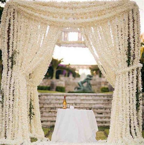 Diy Garden Wedding Ideas Diy Outdoor Wedding Ideas Wedding And Bridal Inspiration