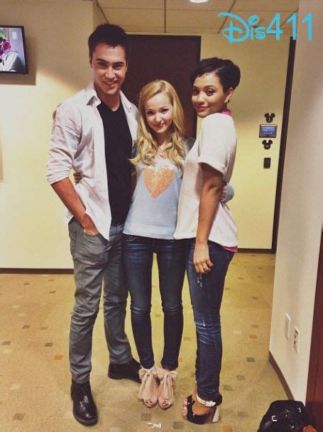 horndog forty years of losing at the dating books mccartan dove cameron luke benward kiersey clemons