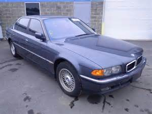 2000 Bmw 740il For Sale Wbagh8344ydp11187 Bidding Ended On 2000 Gray Bmw 740il