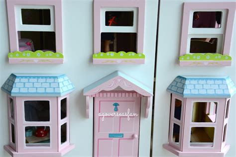 dollhouse 800 doll setting up american doll house with furniture and