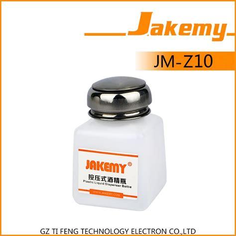 jakemy liquid plastic dispenser bottle 120ml jm z10 white jakartanotebook